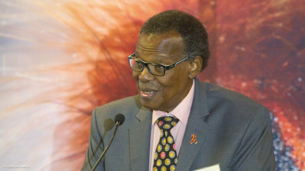 Inkatha Freedom Party president Mangosuthu Buthelezi MP