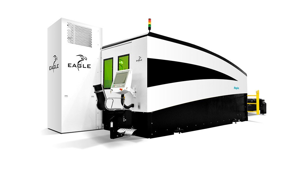 EAGLE offers an innovative solution for the steel industry, defining new standards of work – the eVa cutting head.