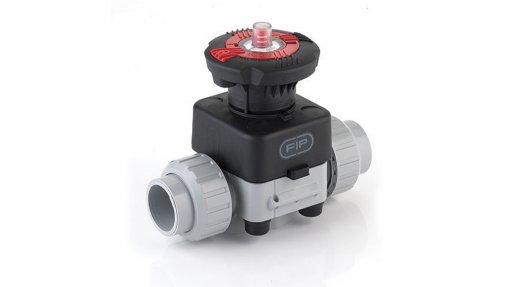 Supplier introduces diaphragm valve to African market