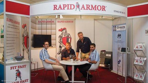Rapid Armor - Liner Management System