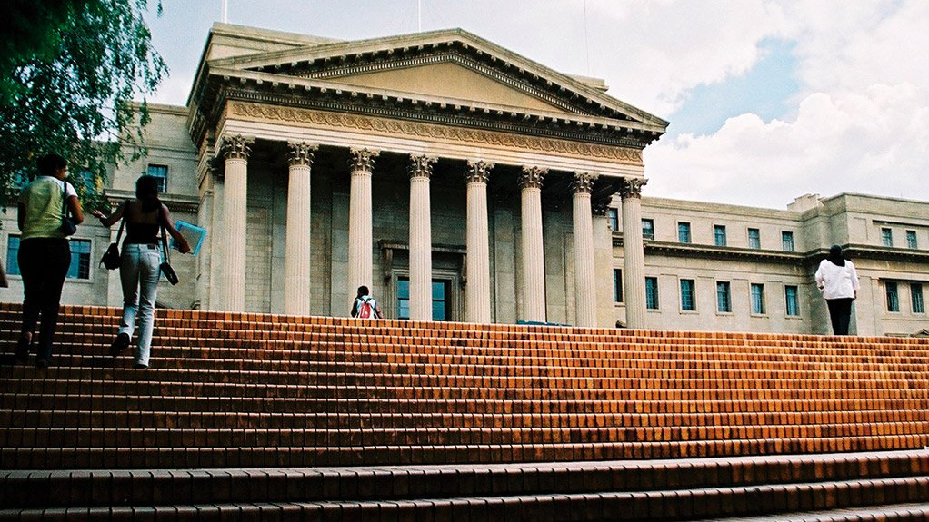 Wits ranks 222 globally, 2nd in Africa