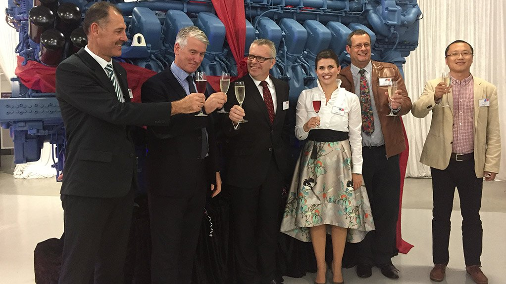 Rolls-Royce rolls out MTU South Africa's upgraded facility in Cape Town