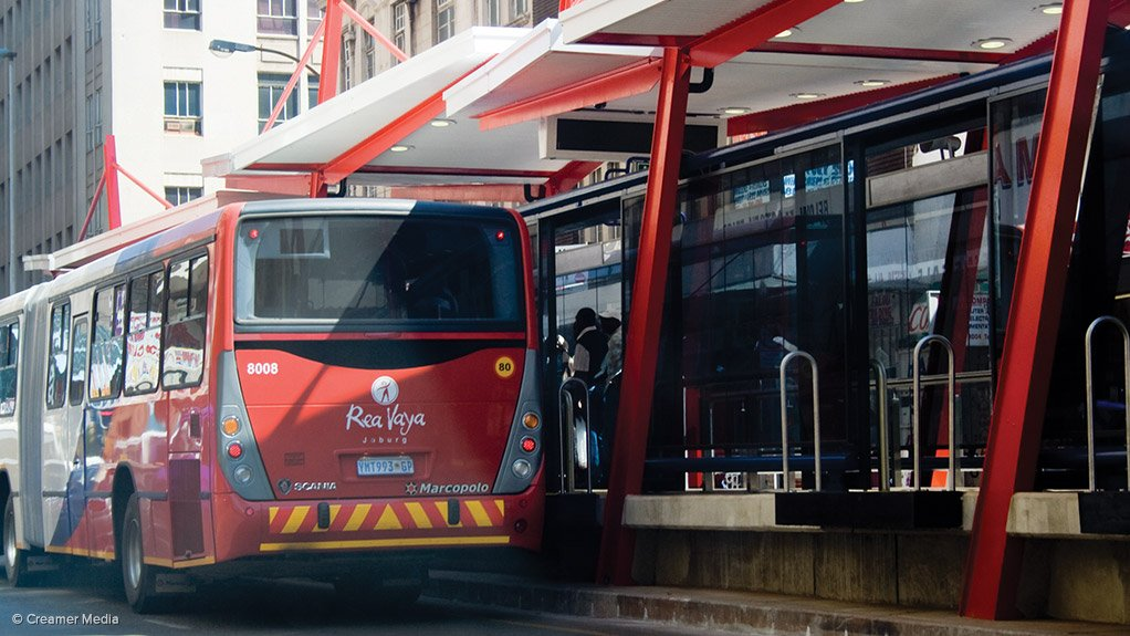 Rea Vaya bus operations halted after drivers down tools