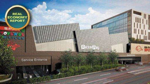 Premier praises new mixed-use development in Menlyn
