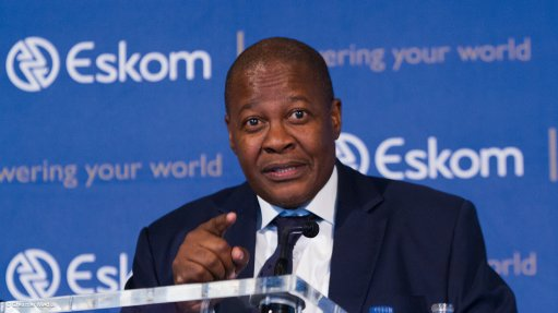 Emotional Molefe weighs judicial review and future after damning Public Protector report