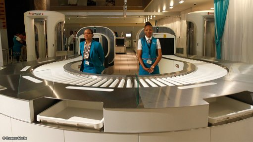 OR Tambo first African airport to implement digital security checkpoint