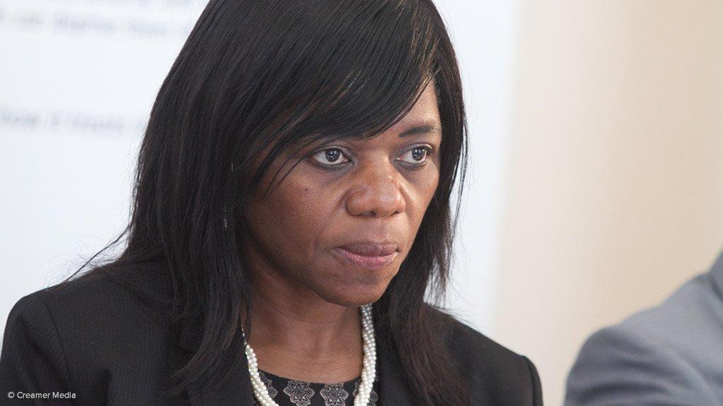 Former Public Protector Thuli Madonsela