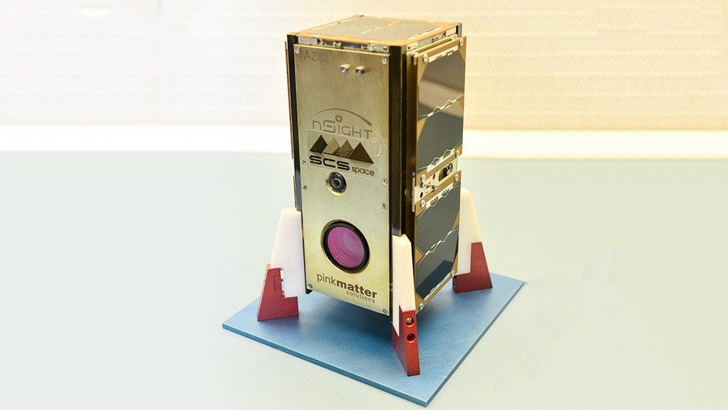 The nSight1 nanosatellite