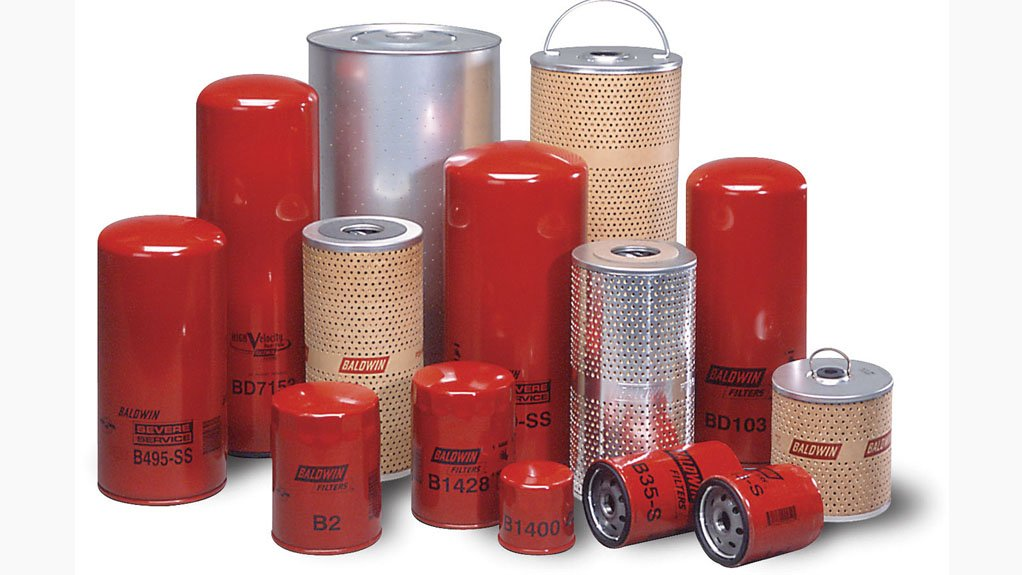 FILTRATION INNOVATIONS Baldwin's lube filters provide superior protection against wear and extend the life of wear parts