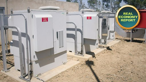 Amplats pilots fuel cell rural electrification microgrid