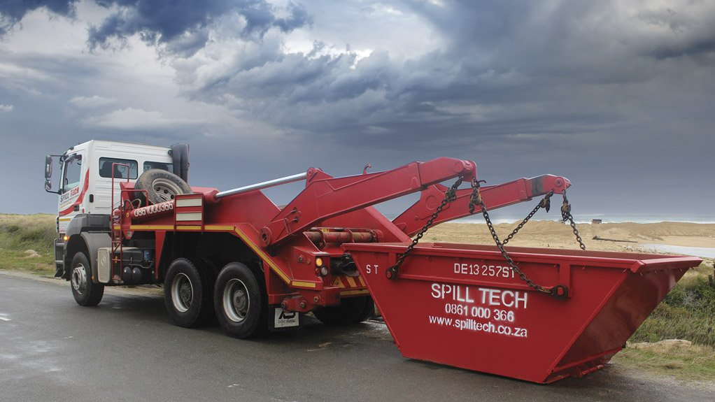 WASTE MANAGEMENT Opportunities introduce new waste technologies, as the future of the spillage response will move toward more environment-friendly methods