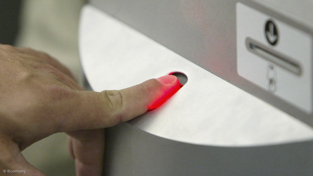 NEW TECHNOLOGY  Biometric technology could prevent cybercriminals from obtaining user data