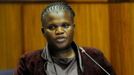 Polity Da Phumzile Van Damme Says Muthambi Refuses To Disclose Gupta Meetings