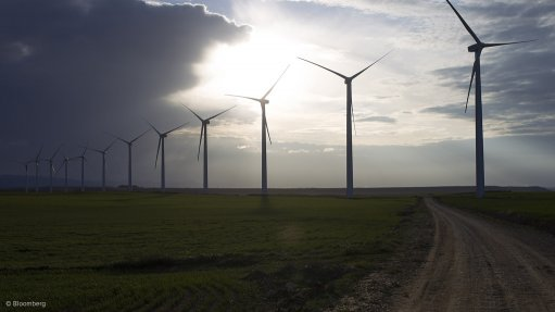 Wind farm completed  in Eastern Cape
