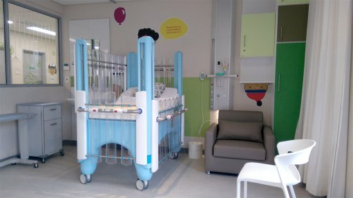 Locally designed cot promotes functionality in paediatric care, potential niche market