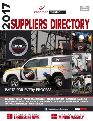 Suppliers Directory 2017