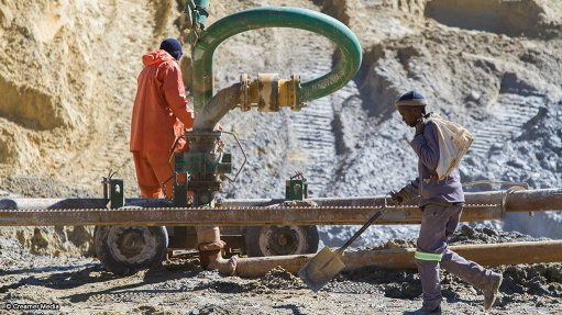 Sibanye Gold's tailings project launch likely 'in next six months'