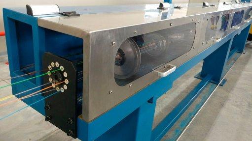 R150m optical fibre manufacturing facility opens in KwaZulu-Natal