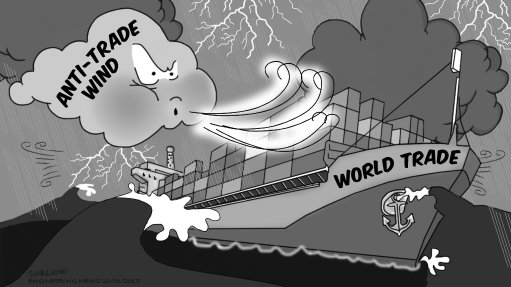 ANTI-TRADE WINDS