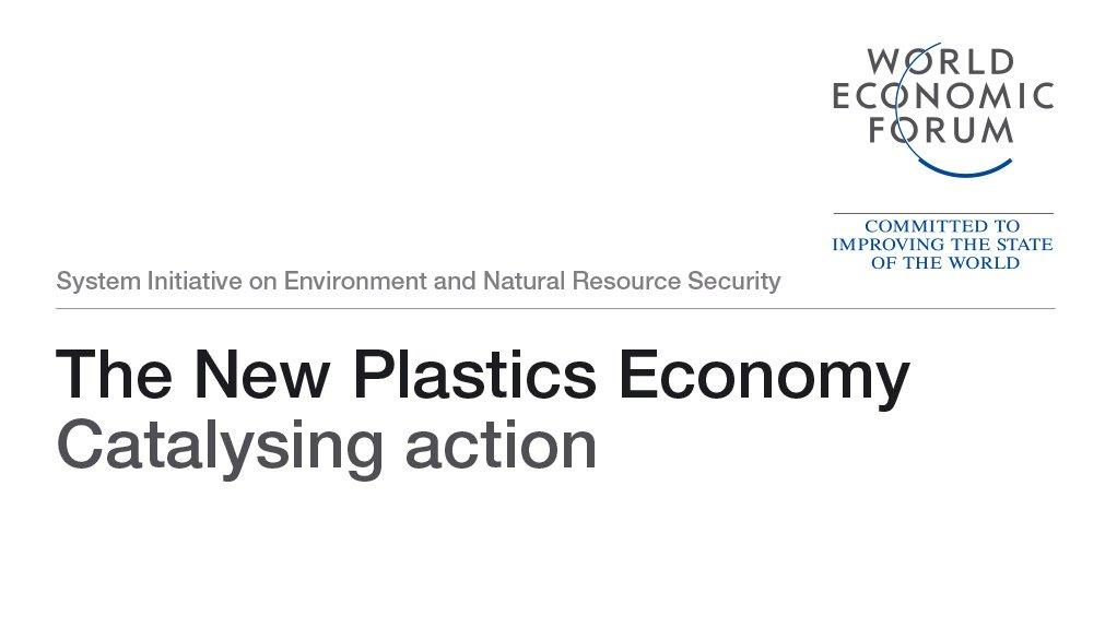 The New Plastics Economy: Catalysing action