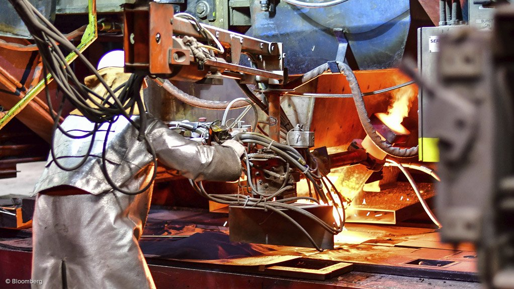 HOT STUFF   The Arc Flash Protera workwear protects against the thermal hazards of electric arc