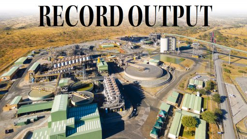 Milestone for Two Rivers as PGM production surpasses 400 000 oz/y