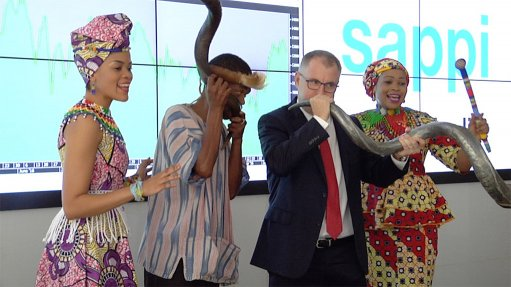 Sappi celebrates 80 years on the JSE
