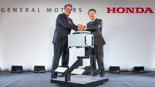 GM, Honda in JV to manufacture  hydrogen fuel cell systems