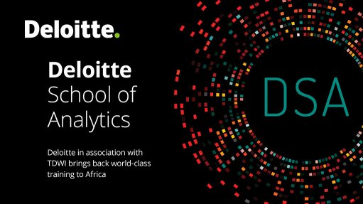 Deloitte continues to sharpen the skills of data analytics professionals across Africa