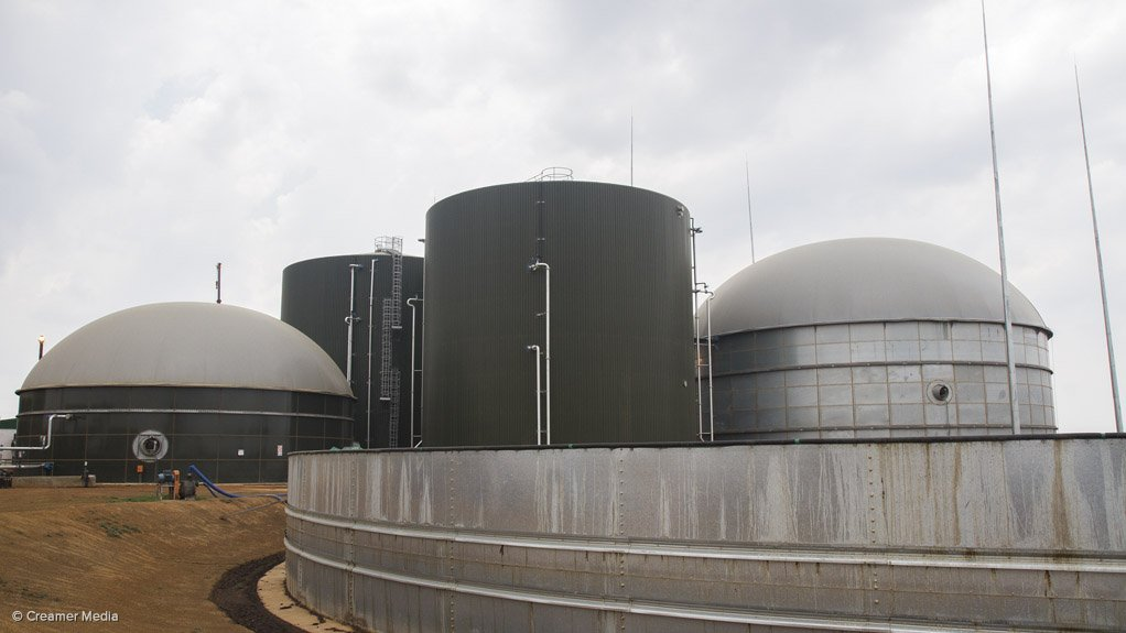 PRIVATISED The lack of incentive from government  has ensured that most South African biogas projects are either in the MW range with private offtake agreements