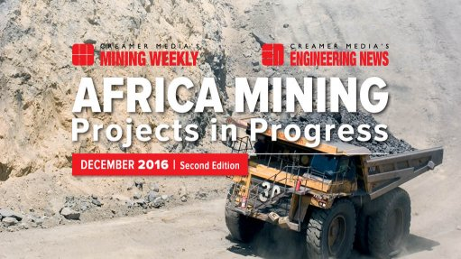 Africa Mining Projects in Progress 2016 - Second Edition (PDF Report)
