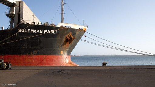 Coal terminal avoiding  'catastrophic failure',  doubling equipment capacity