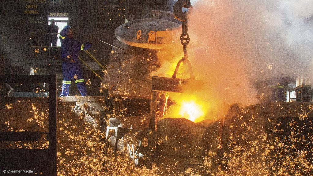 SPARKS FLY South Africa's manufacturing sector is expected to grow by 0.5% this year and breached the neutral 50-point mark on the PMI last month, the first time in five months