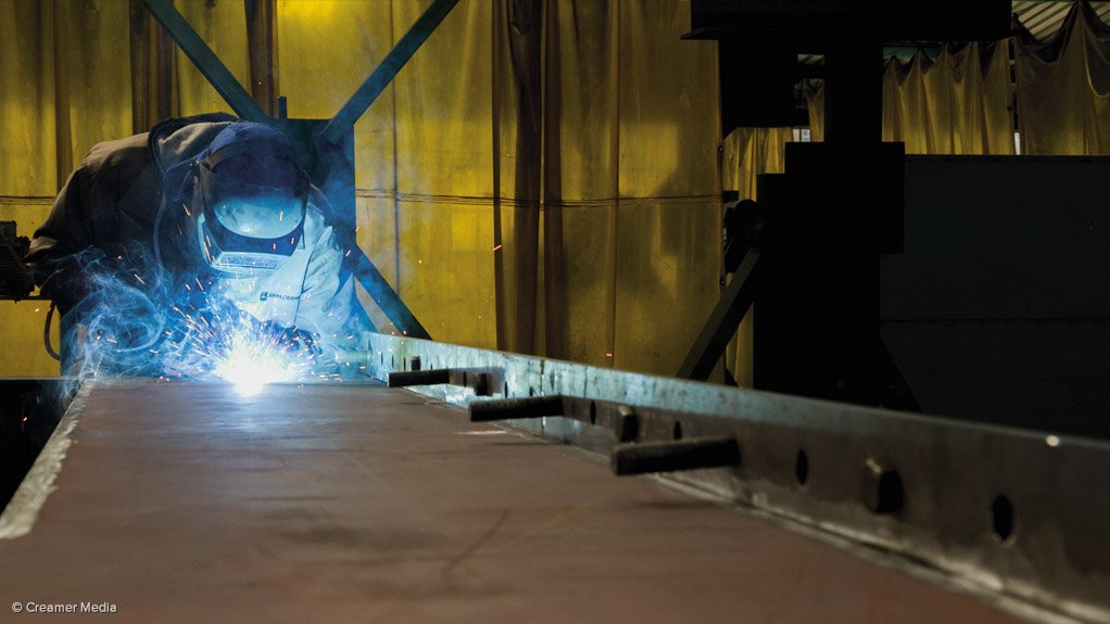 MODERATE GROWTH PROSPECTS Seifsa expects moderate growth of 1.4% for the metals and engineering subsector in 2017