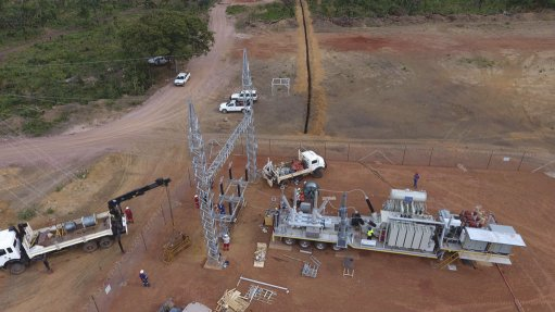 Delivering integrated  power solutions for African projects
