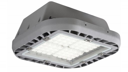 Company launches LED luminaire for industrial applications