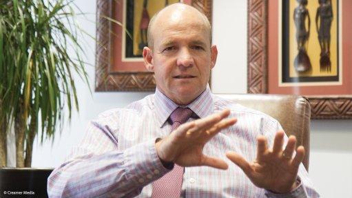 PPC CEO Darryll Castle