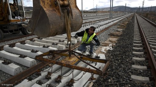 S Africa aims to improve poor maintenance of  railway infrastructure