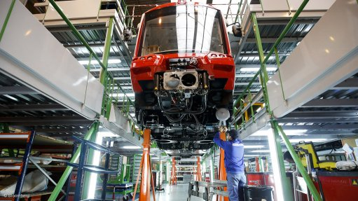 Extensive scope for  remanufacture of  locomotive components