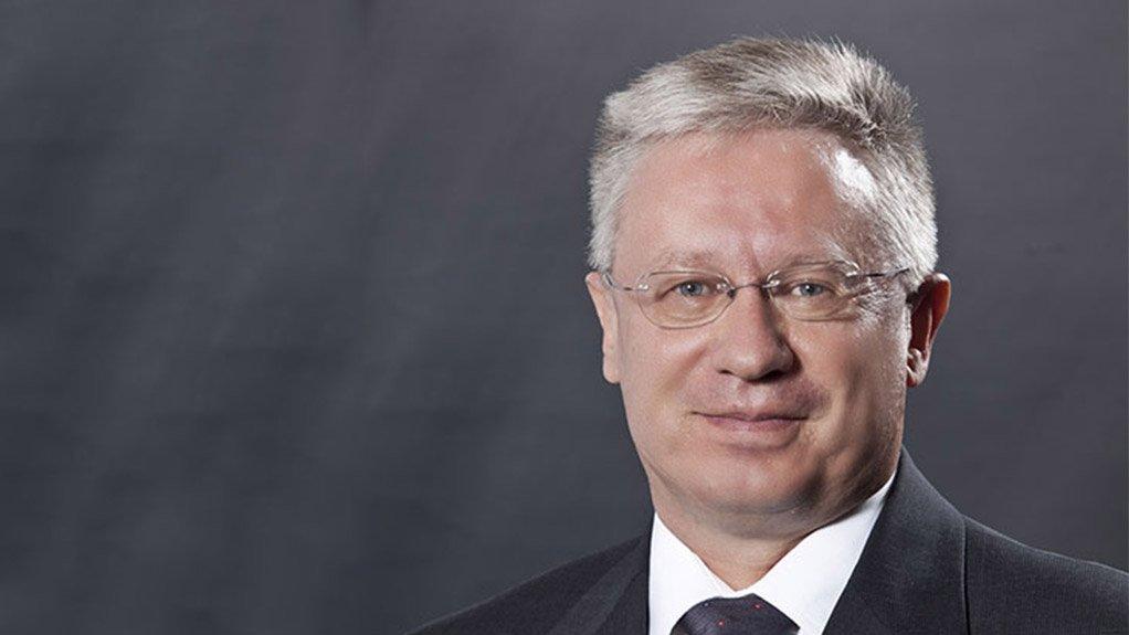 ABB South Africa CEO Leon Viljoen