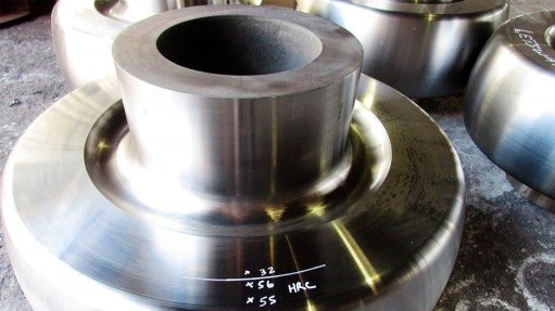INCREASED PRODUCTION The facility will be able to produce ingots of up to 12 t in various grades of carbon and alloy steels