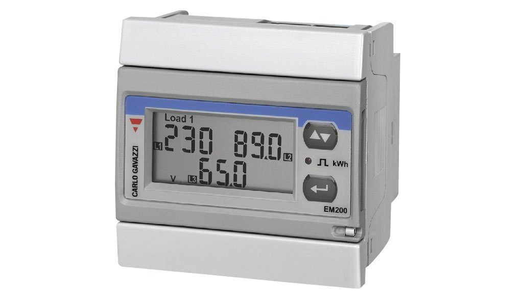 ENERGY METER Carlo Gavazzi energy meters, current transformers and energy-efficiency monitoring solutions will be exhibited at stand J5