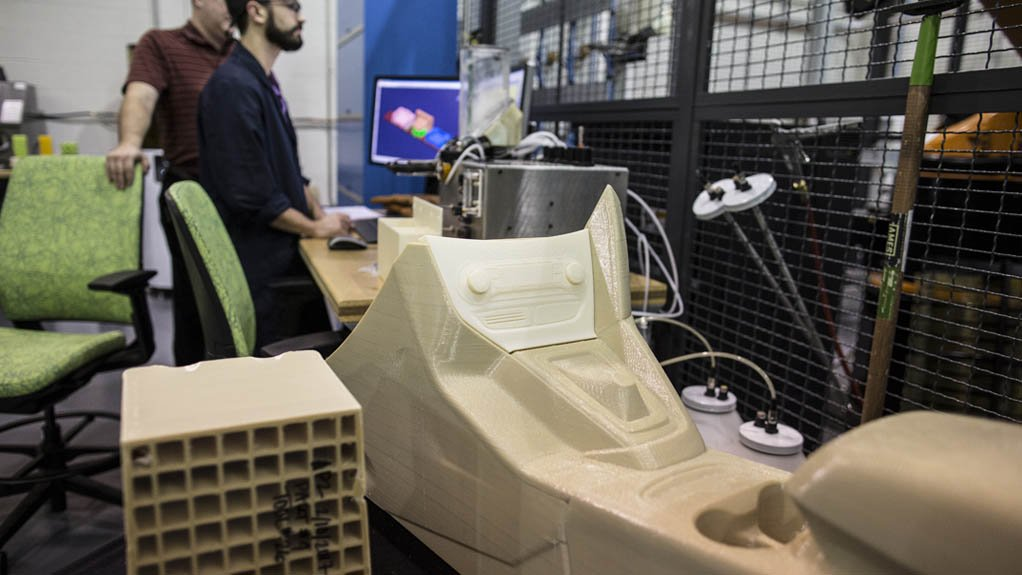 THREE-DIMENSIONAL PRINTING Ford has started testing 3D printing technology for more efficient low-volume production