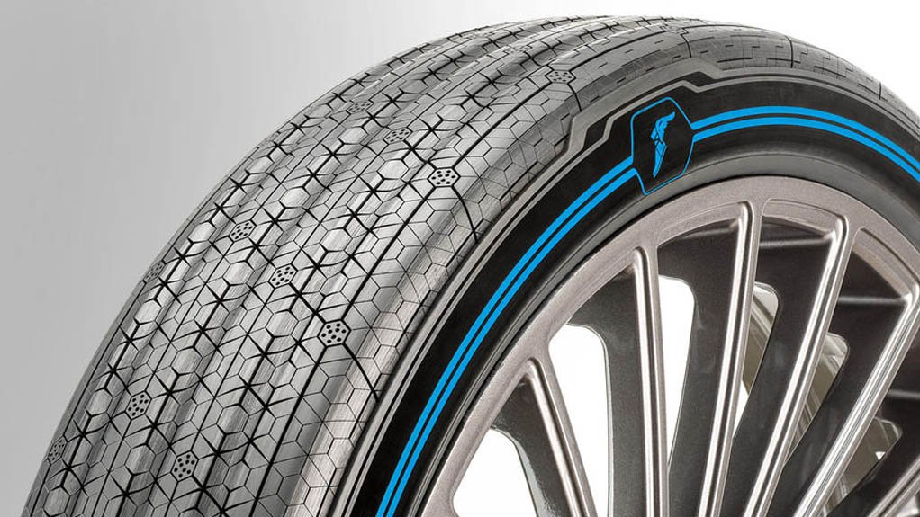 INTELLIGRIP URBAN  Goodyear announced its smart-tyre technology aimed at improving ride-sharing vehicles