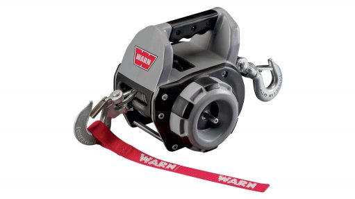 Auto components manufacturer launches portable drill winch