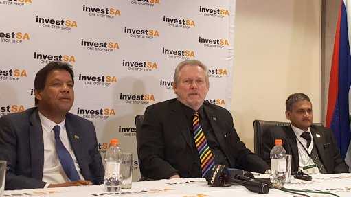 South Africa asks World Bank to review ease-of-doing-business position in light of InvestSA initiative