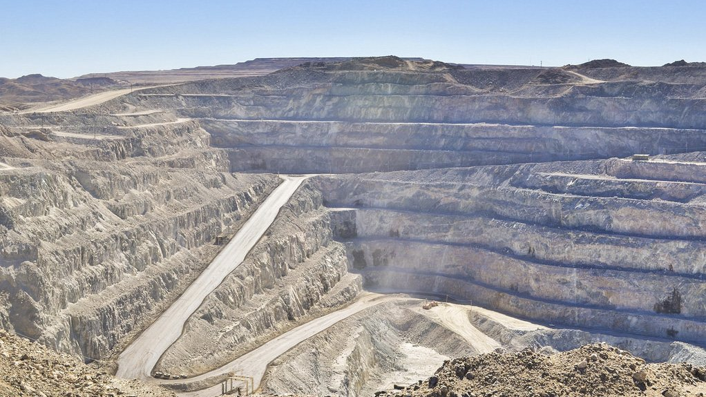 LOCATION IS KEY The Uranium 2017 International Conference will include a site visit to Rio Tinto's Rössing mine – the longest running uranium mine in the world