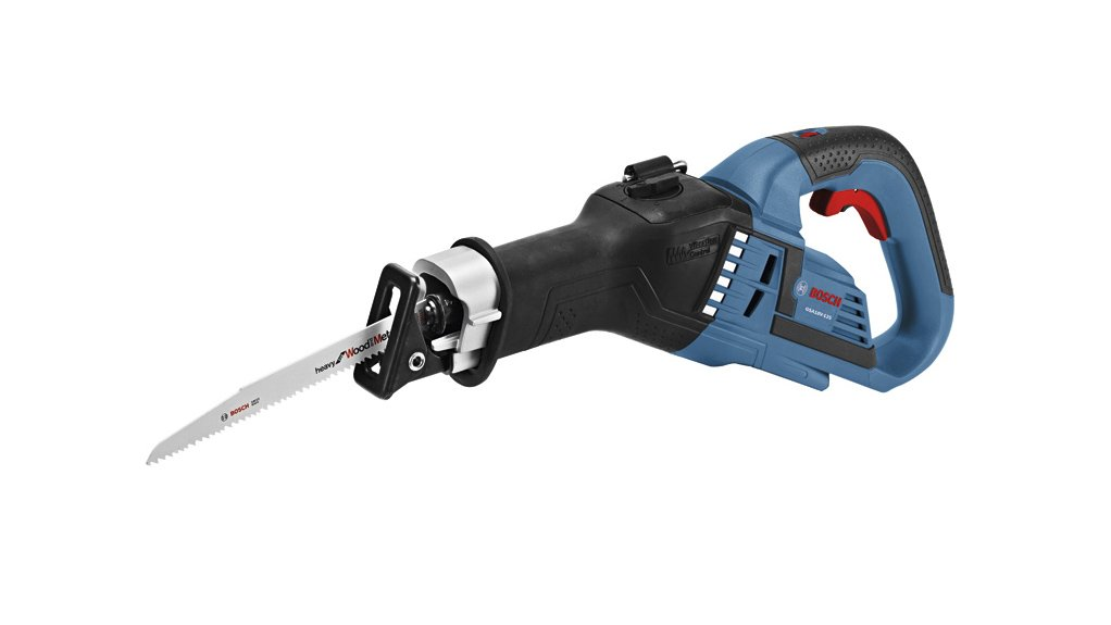 BOSCH RECIPROCATING SAW The saw allows for greater access in hard-to-reach areas