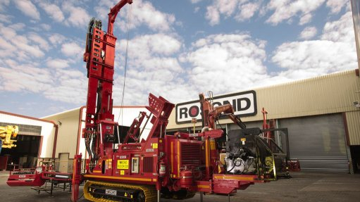 RISKY BUSINESS  Underground diamond drilling has many hazards and the possibility for a serious accident is high