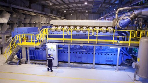 Moz plant illustrates rapid commissioning potential of gas engines